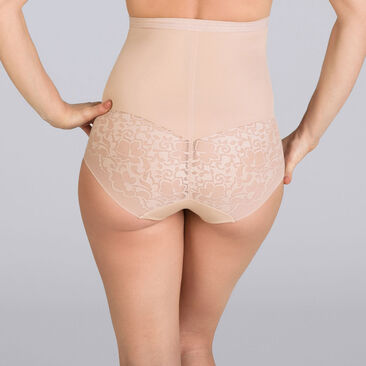 Gaine serre-taille beige - Expert in Silhouette-PLAYTEX