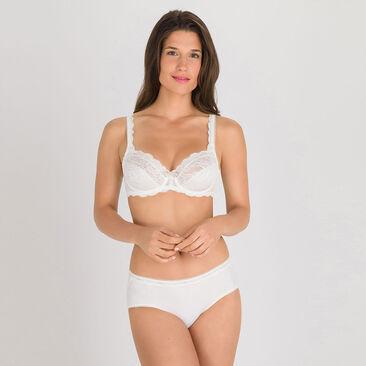 Soutien-gorge balconnet ivoire – Invisible Elegance-PLAYTEX