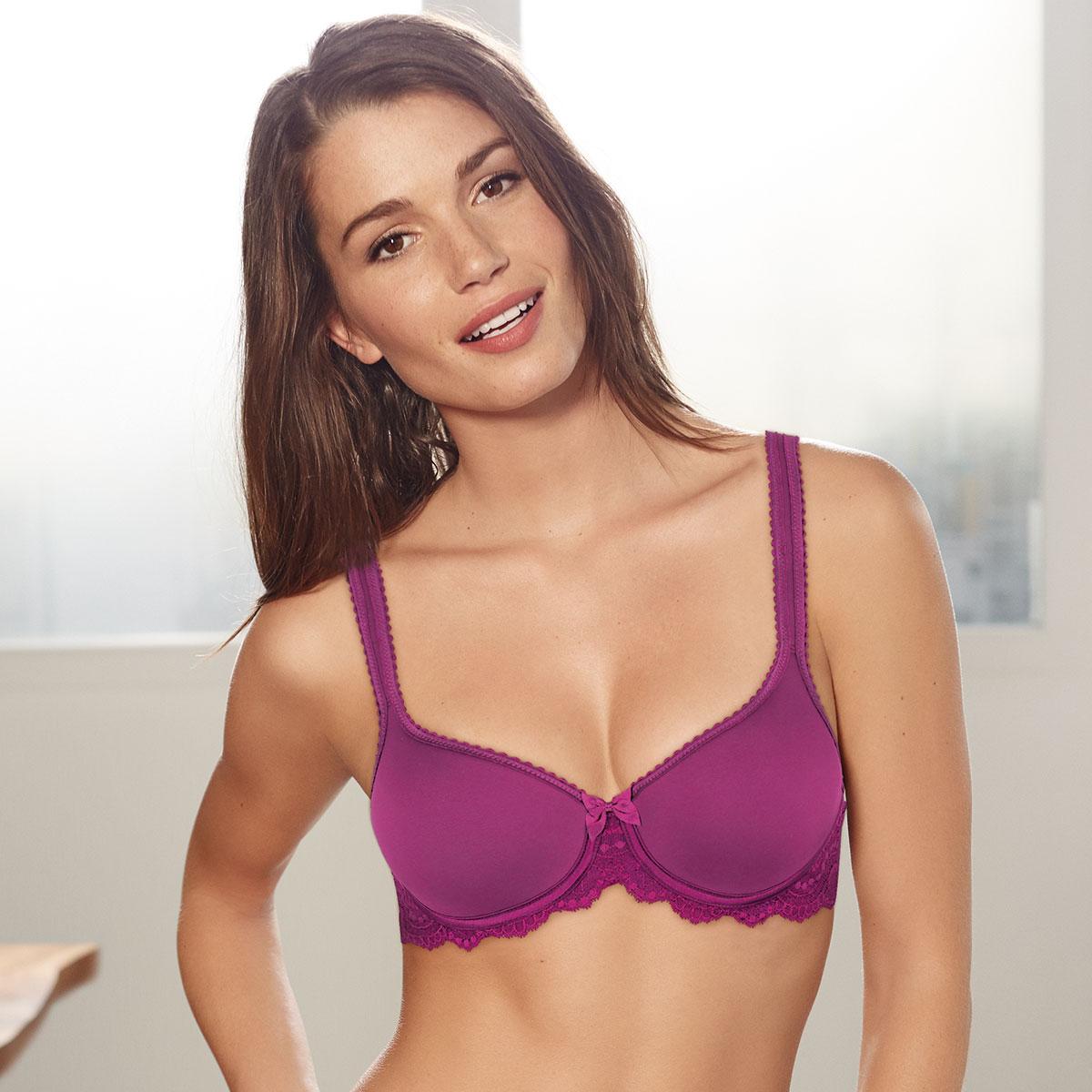 Soutien-gorge spacer violet - Flower Elegance-PLAYTEX