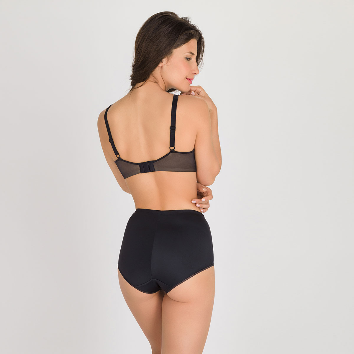 Culotte Maxi noire – Expert in Silhouette Feminine-PLAYTEX