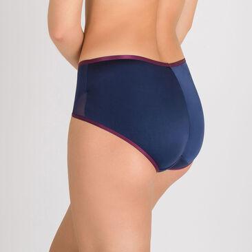 Culotte midi bleue violette - Ideal Beauty-PLAYTEX