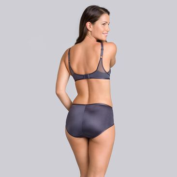 Culotte Midi grise acier - Ideal Beauty-PLAYTEX