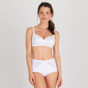 Culotte Maxi blanche - Perfect Silhouette-PLAYTEX