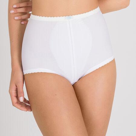 1271a8d46b Culotte gainante serre-taille blanche – ICUG