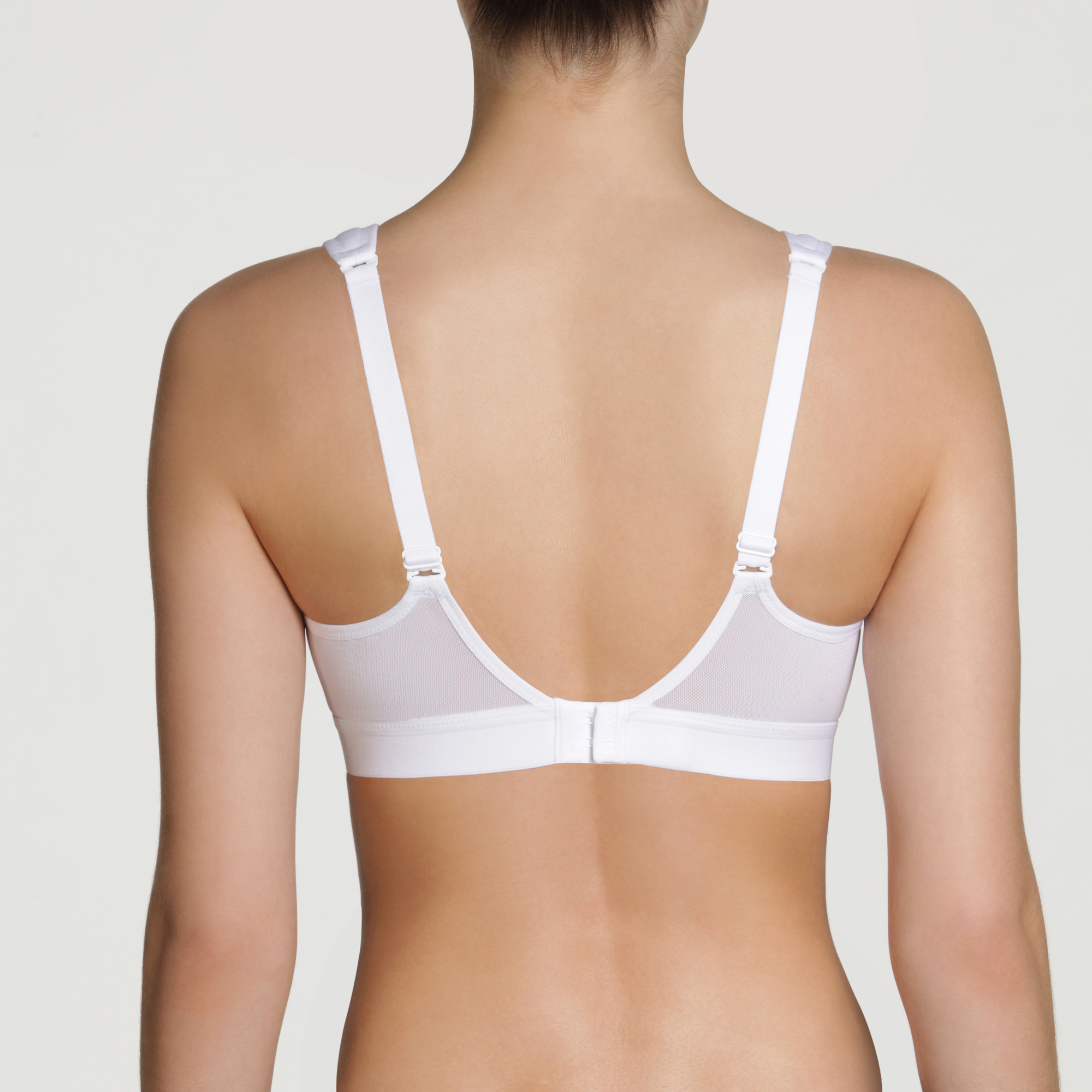 Soutien-gorge sport blanc Active Classic Support Shock Absorber, , DIM