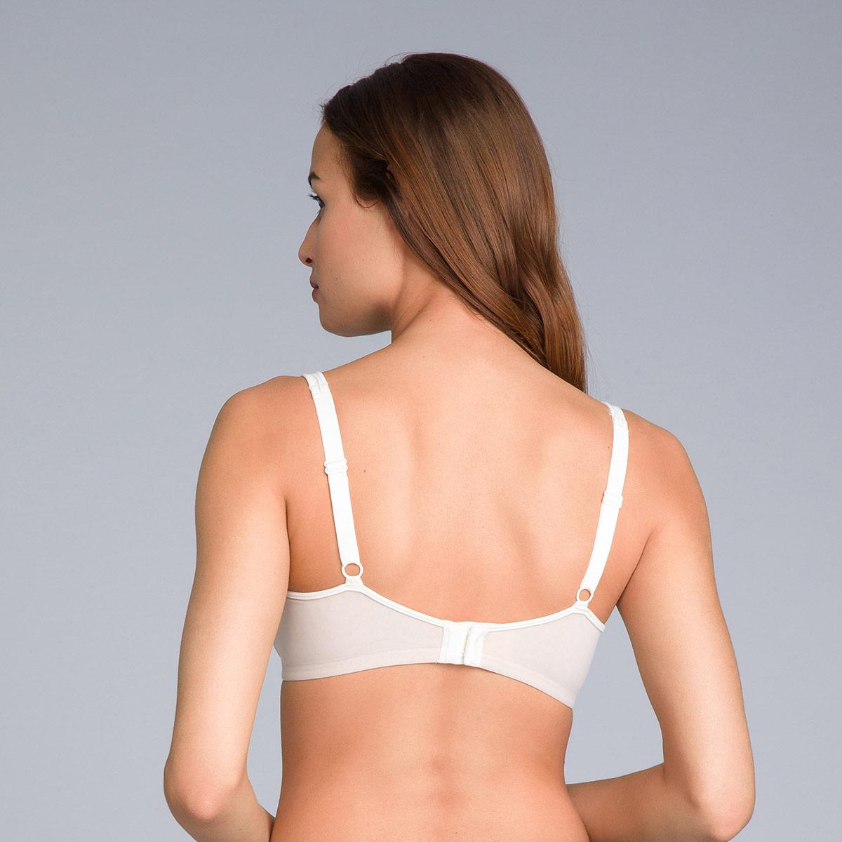 Soutien-gorge minimiseur couleur beige Expert in Silhouette, , PLAYTEX