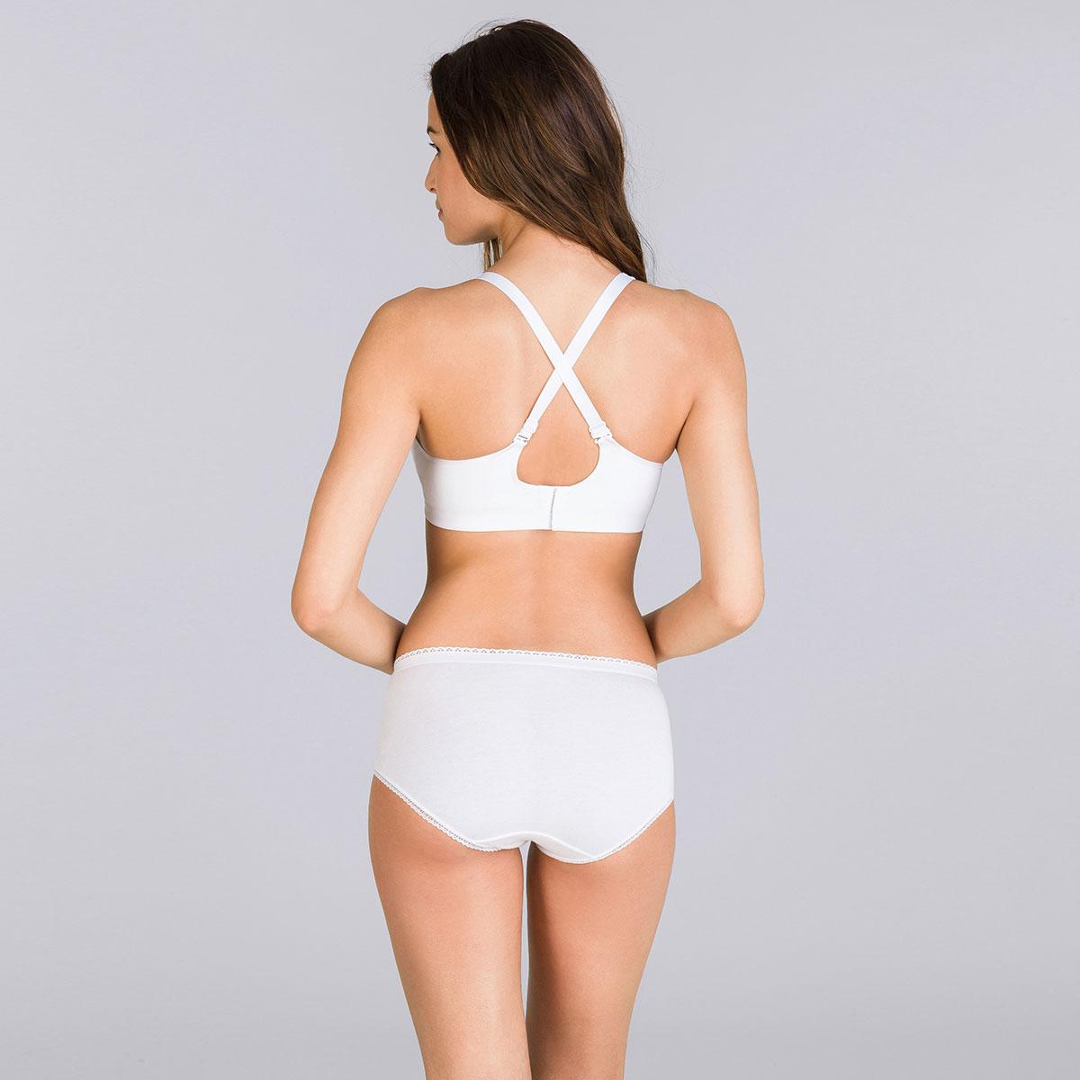 Soutien-gorge sans armatures blanc - Feel Good Support-PLAYTEX