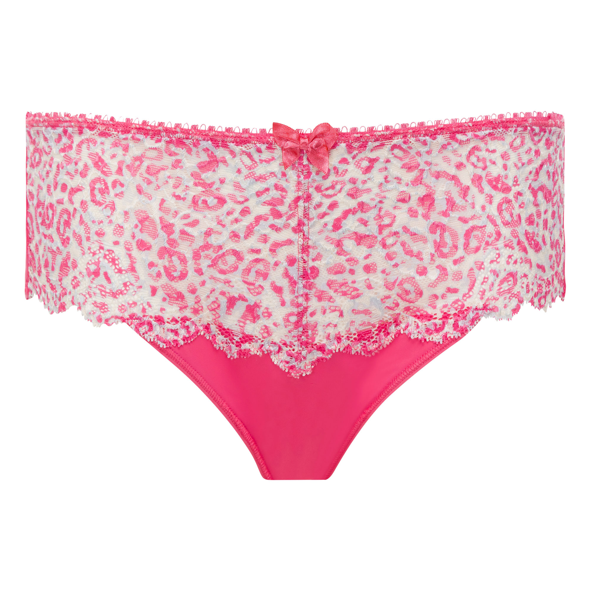 Culotte Midi imprimé rose éclatant - Flower Elegance-PLAYTEX