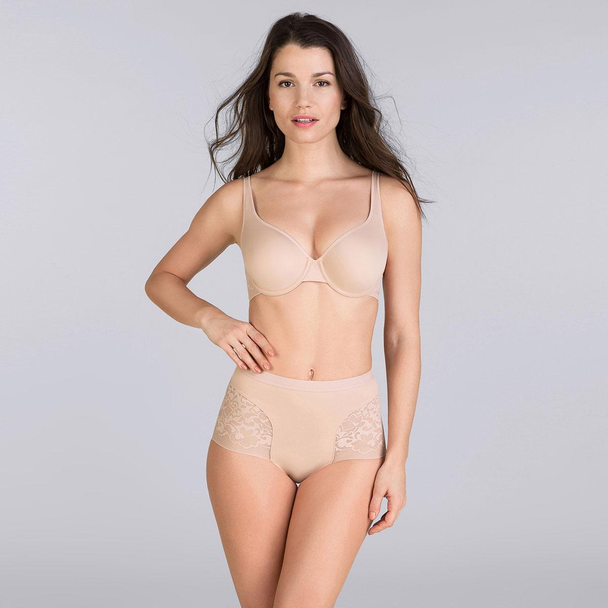 Culotte Maxi beige - Expert in Silhouette-PLAYTEX