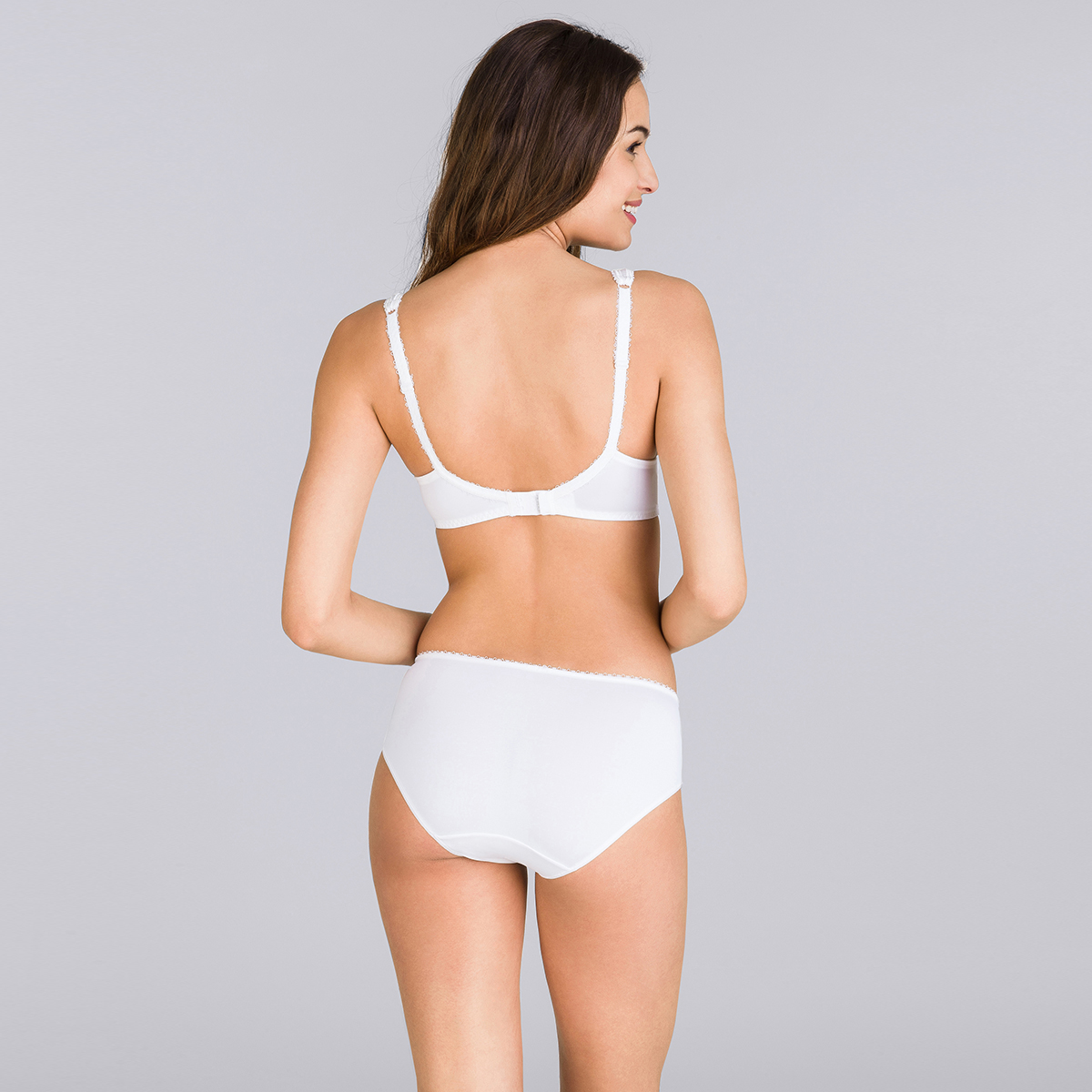 Soutien-gorge spacer blanc Flower Elegance, , PLAYTEX