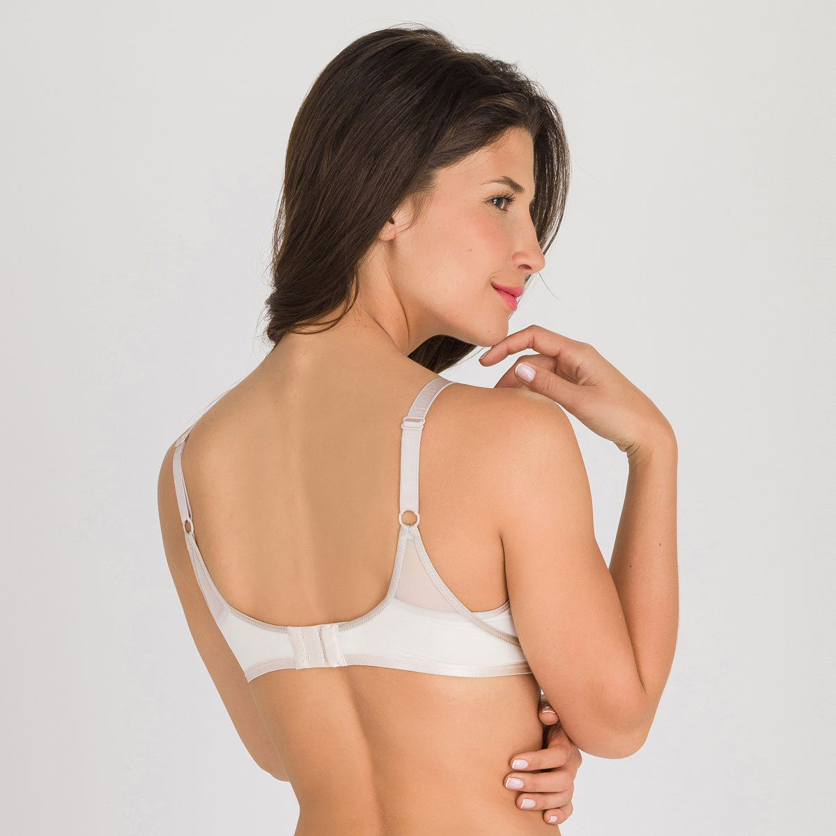 Soutien-gorge sans armatures ivoire - Ideal Beauty, , PLAYTEX