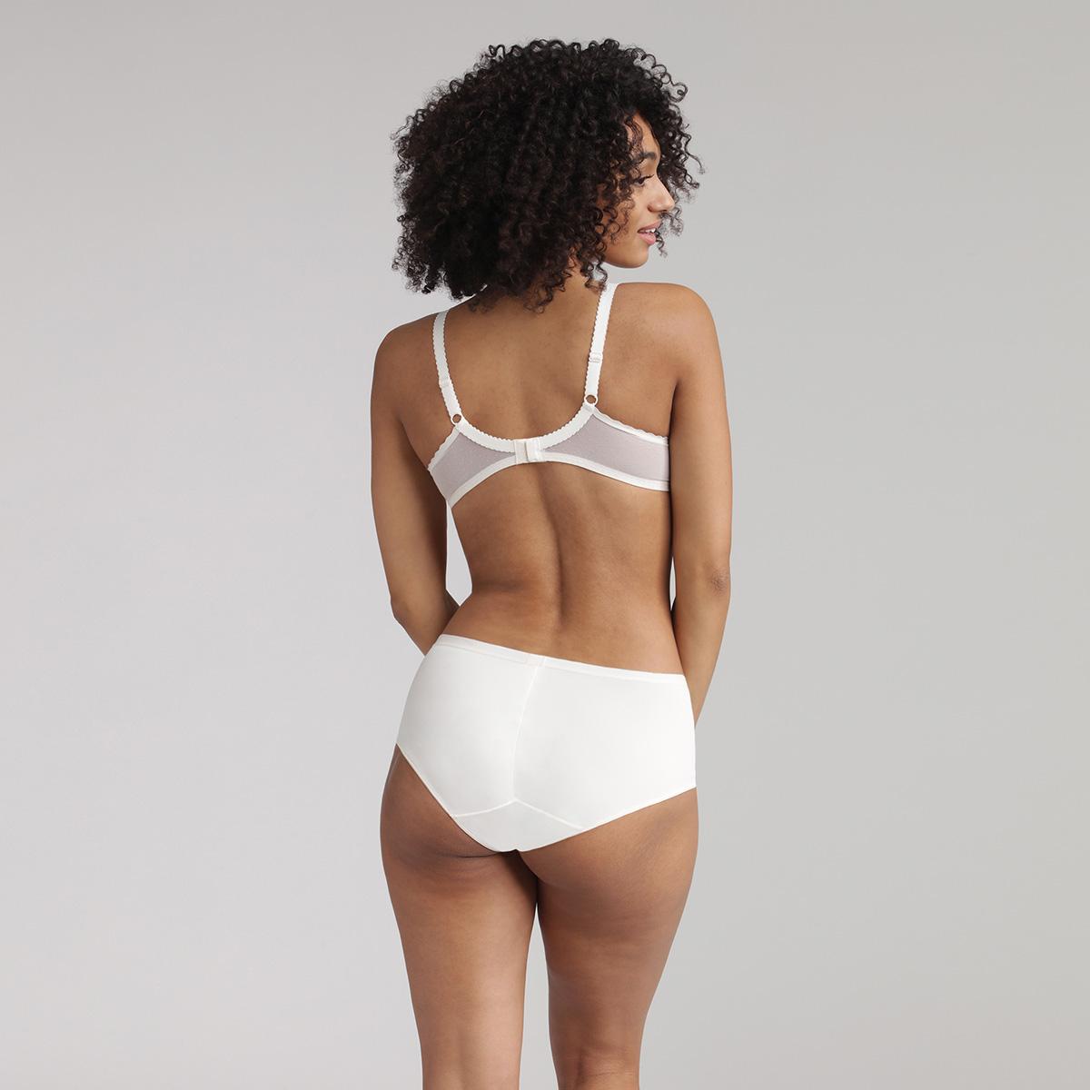 Culotte midi ivoire Secret Comfort, , PLAYTEX