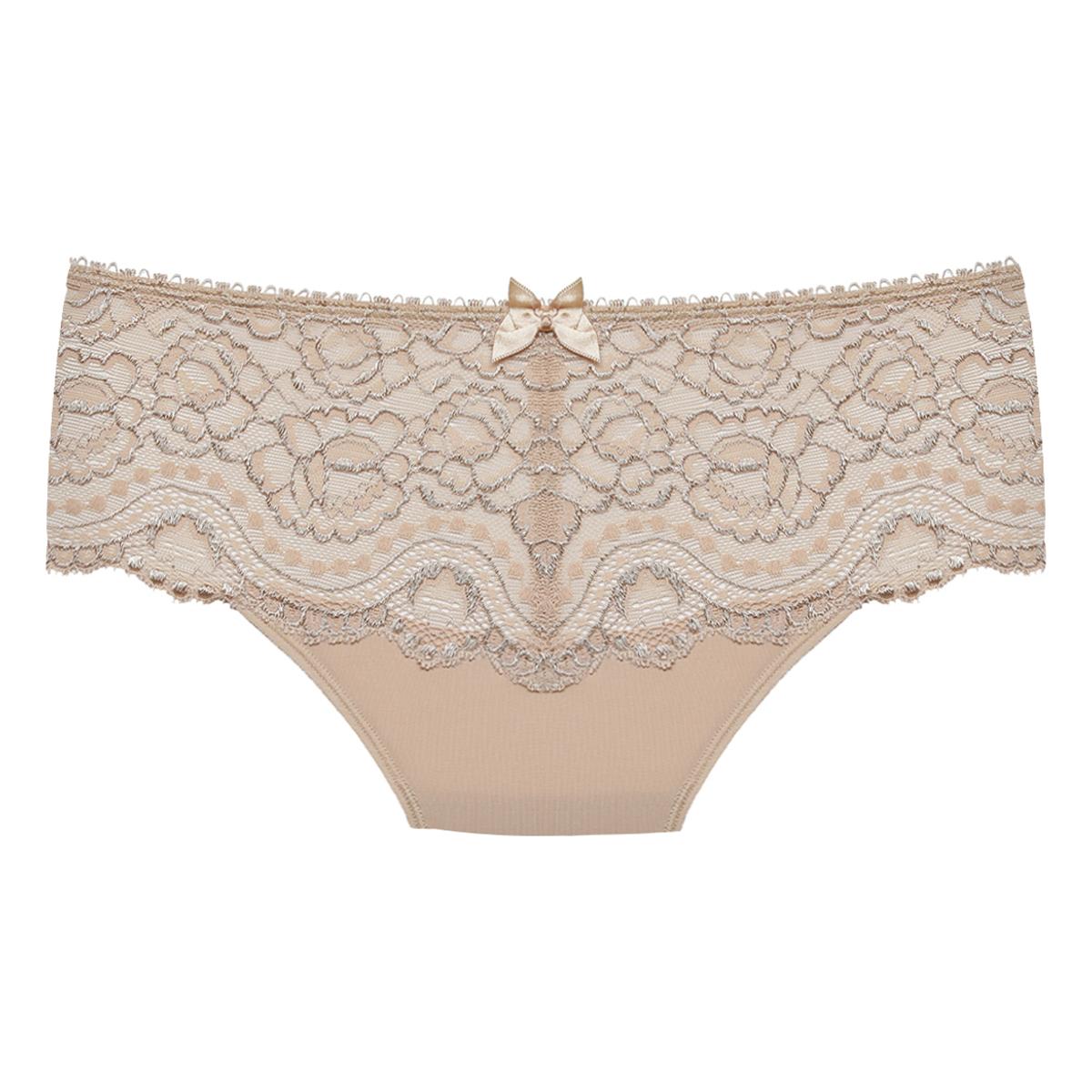 Culotte Midi beige - Flower Elegance, , PLAYTEX