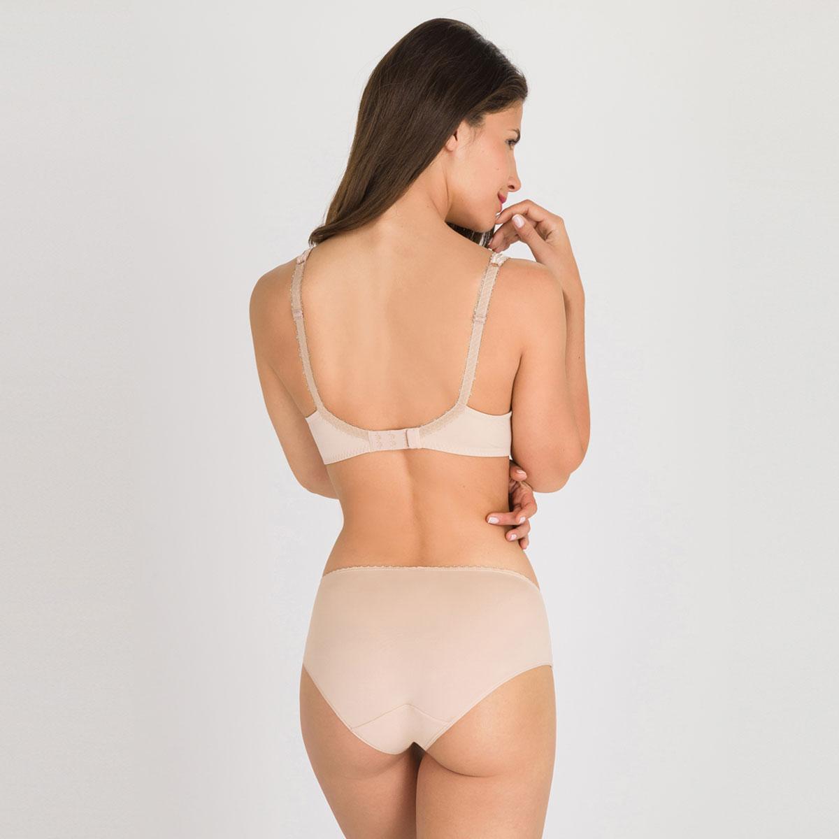 Soutien-gorge spacer sans armatures beige - Flower Elegance-PLAYTEX