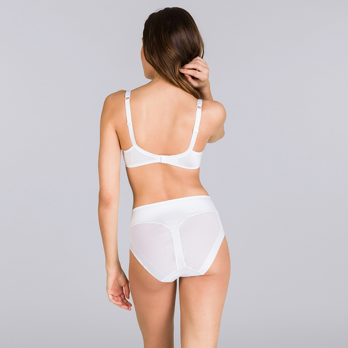 Soutien-gorge emboîtant blanc - Perfect Silhouette-PLAYTEX