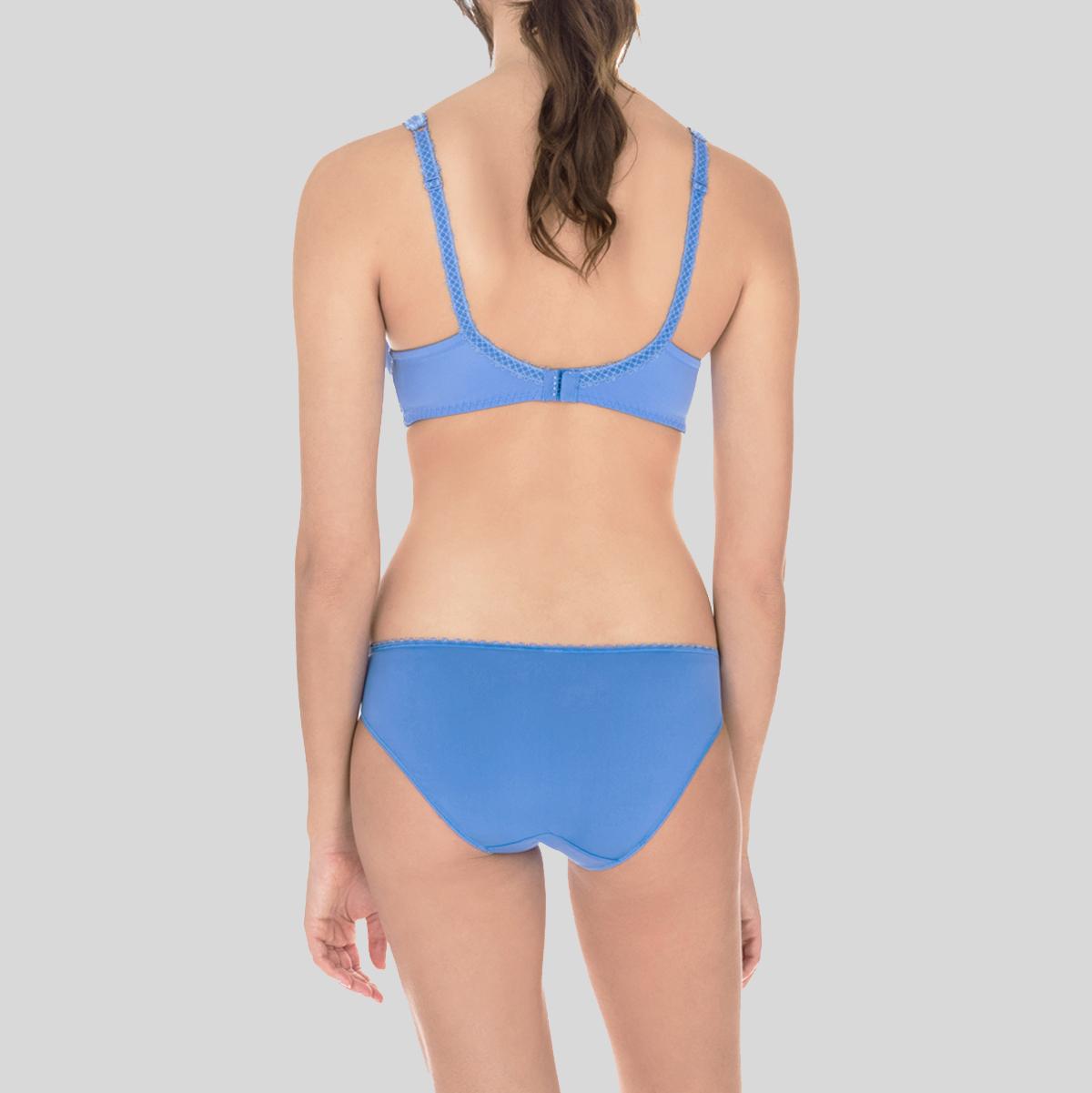 Culotte Mini bleue - Flower Elegance-PLAYTEX