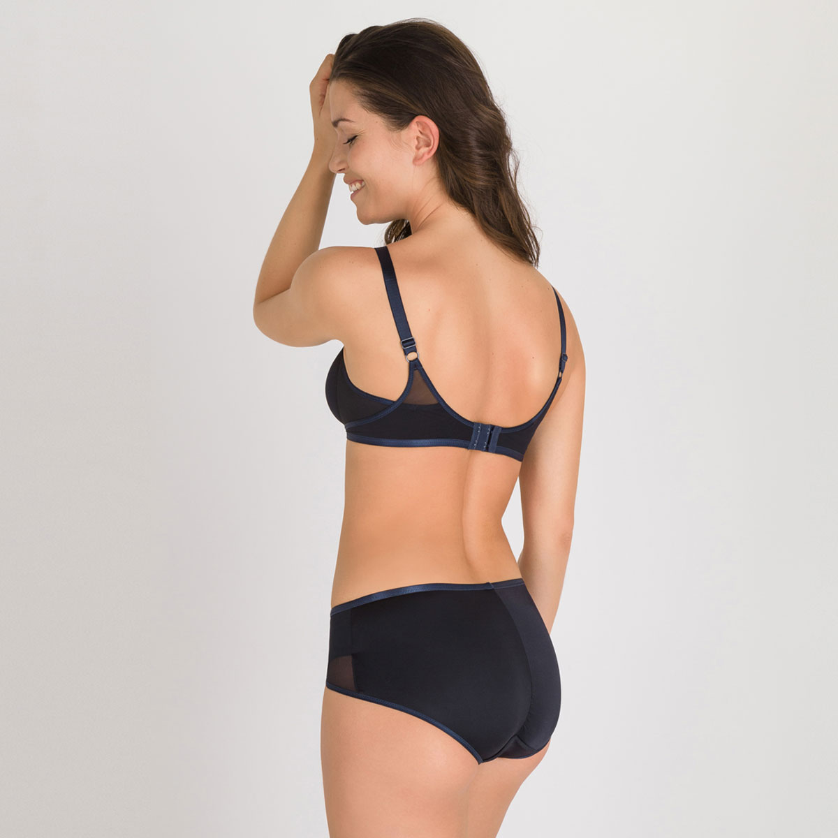 Soutien-gorge sans armatures noir - Ideal Beauty, , PLAYTEX
