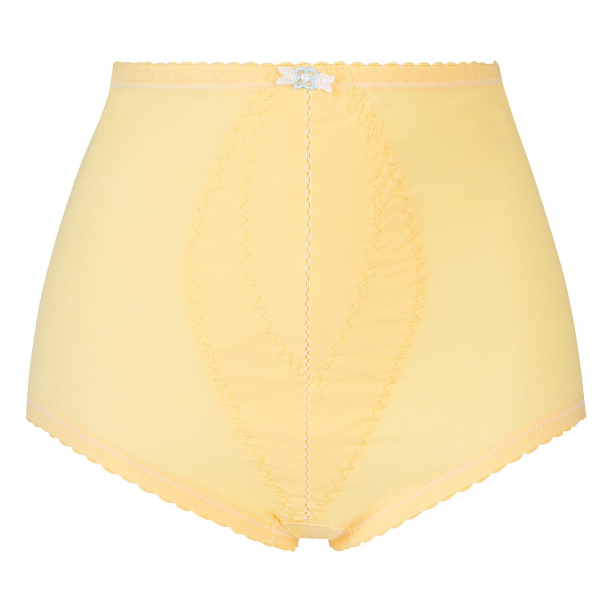 Gaine ventre plat jaune soleil Incroyable c'est une Gaine, , PLAYTEX