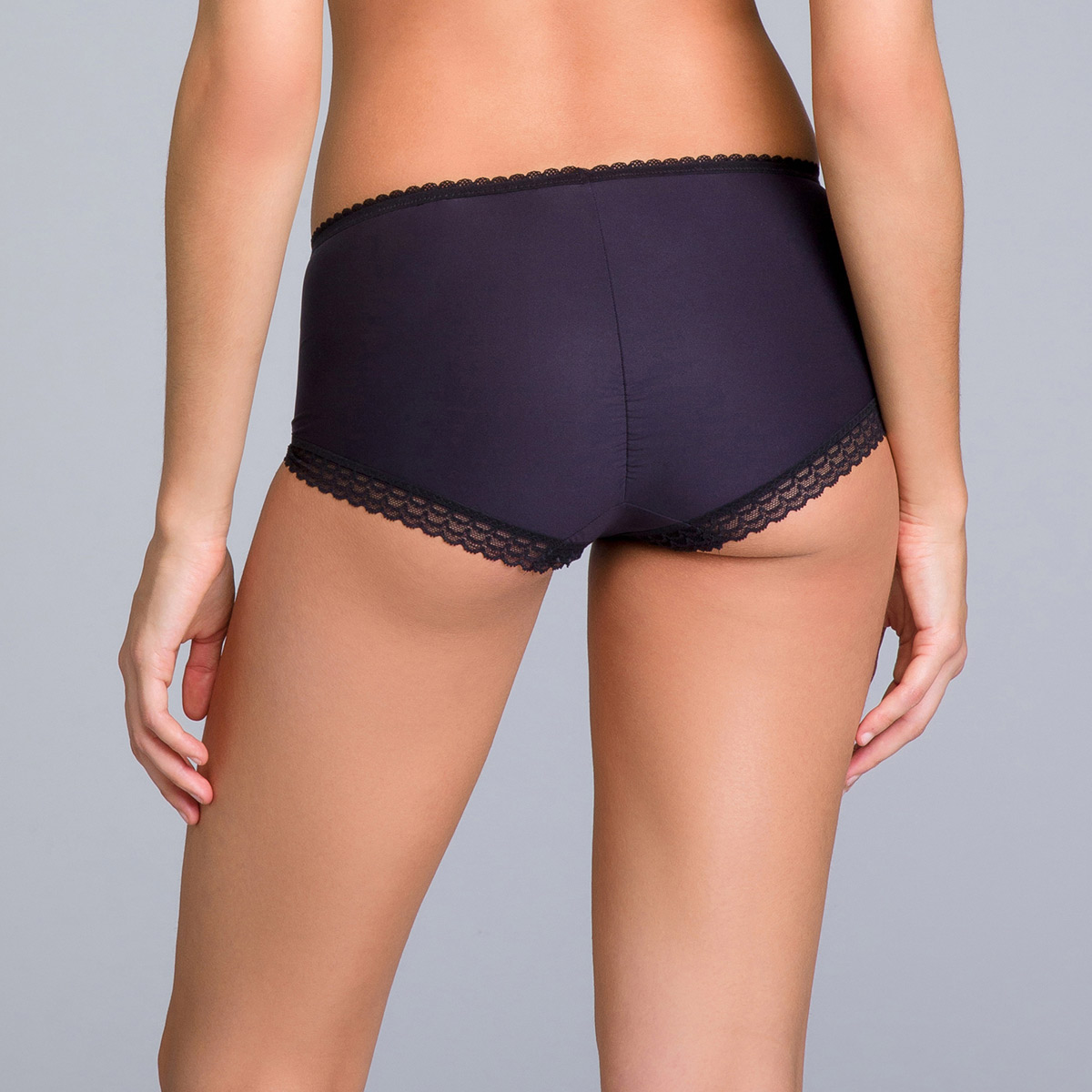 Shorty invisible noir - Invisible Elegance, , PLAYTEX