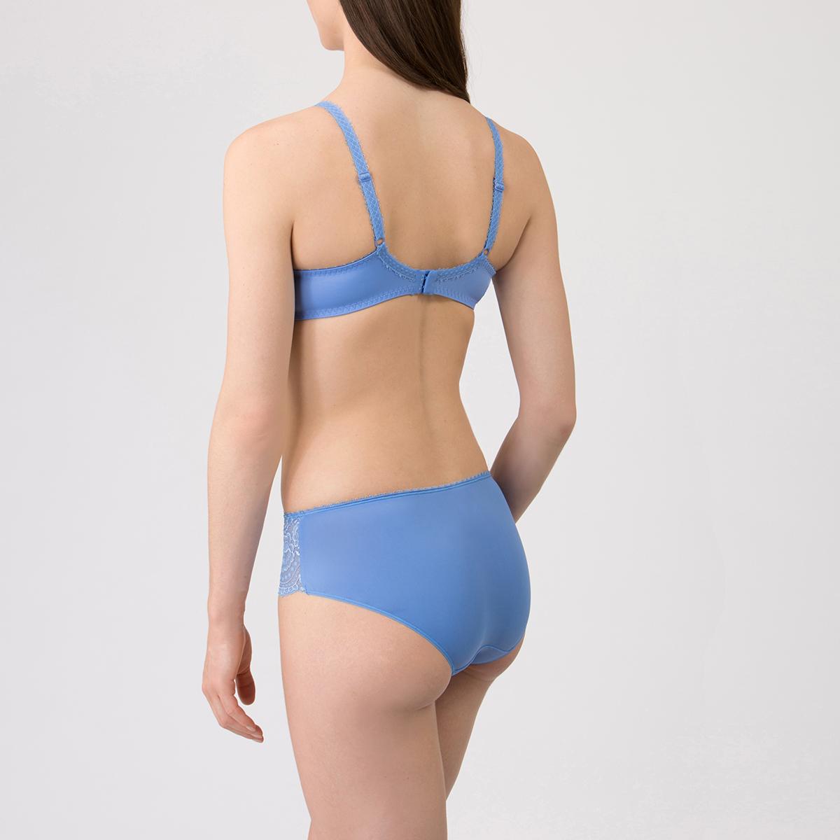 Shorty bleu - Flower Elegance-PLAYTEX