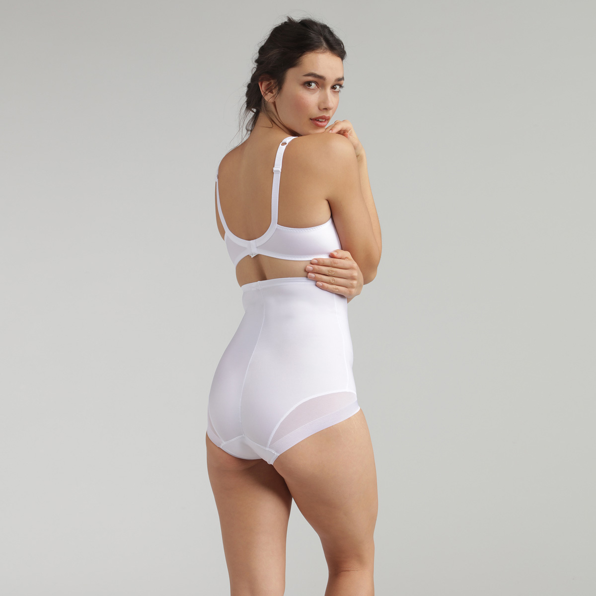 Gaine serre-taille blanche - Perfect Silhouette, , PLAYTEX