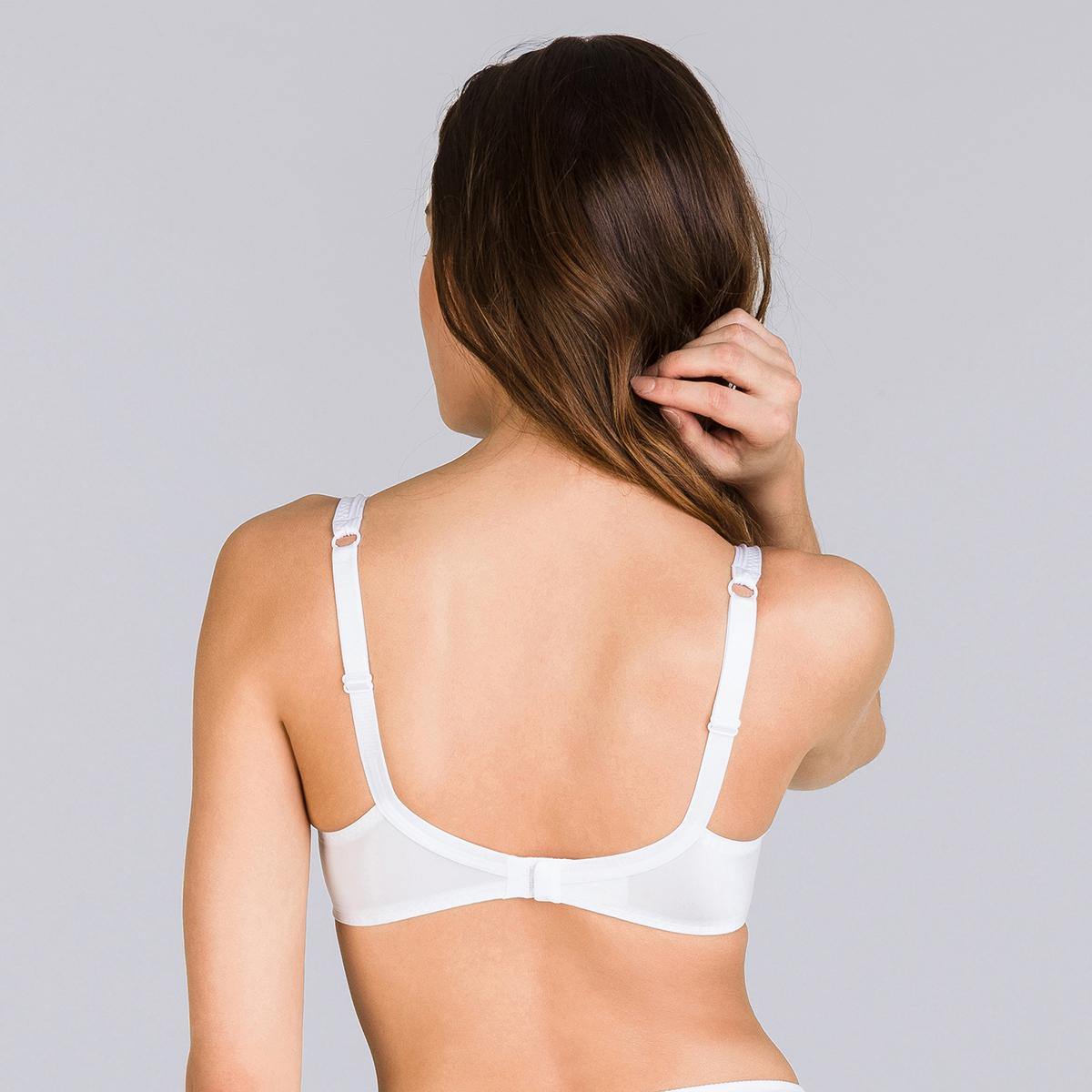 Soutien-gorge emboîtant blanc - Perfect Silhouette-PLAYTEX