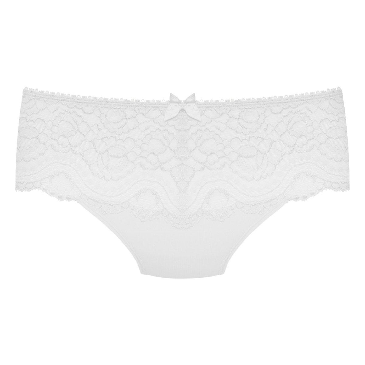 Culotte Midi blanche - Flower Elegance, , PLAYTEX