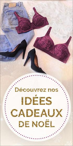 idées cadeaux lingerie