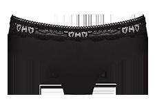 Culotte Midi noire