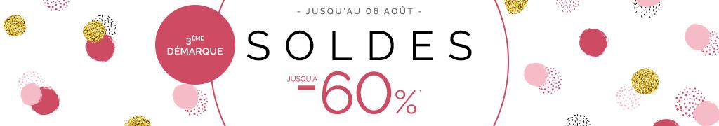 SOLDES - jusqu'à -60%* - PLAYTEX