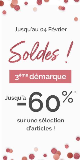 SOLDES- jusqu'à -50%*- PLAYTEX